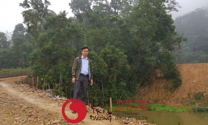 Nhận biết vô sinh qua tinh trùng, ảnh khu trồng dược liệu của Lâm Trí Đường