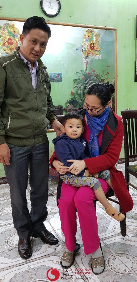 Vô sinh thứ phát, bệnh nhân điều trị vô sinh hiếm muộn thành công tại Lâm Trí Đường