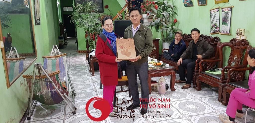 Vô sinh do không rụng trứng, Ảnh bệnh nhân điều trị thành công vô sinh hiếm muộn tại Lâm Trí Đường