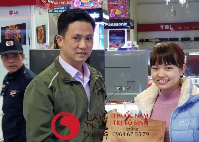 Vô sinh không rõ nguyên nhân, ảnh chụp cùng bệnh nhân điều trị vô sinh hiếm muộn thành công tại Lâm Trí Đường