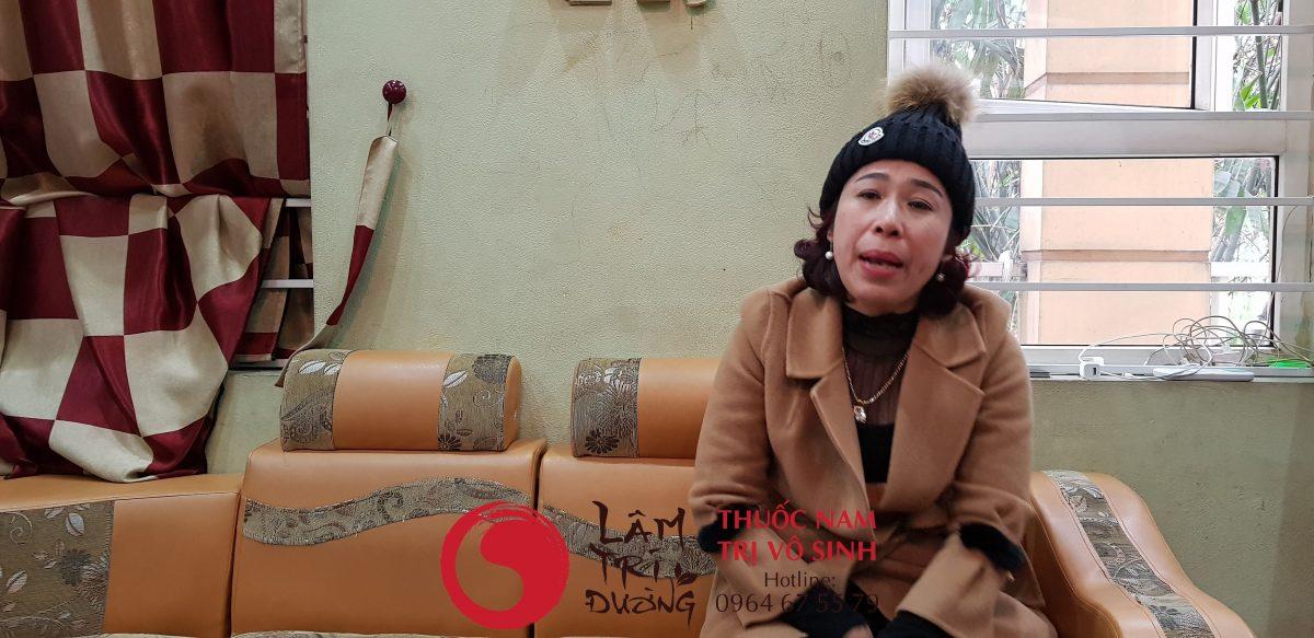 Bệnh vô sinh, thuốc nam trị vô sinh Lâm Trí Đường
