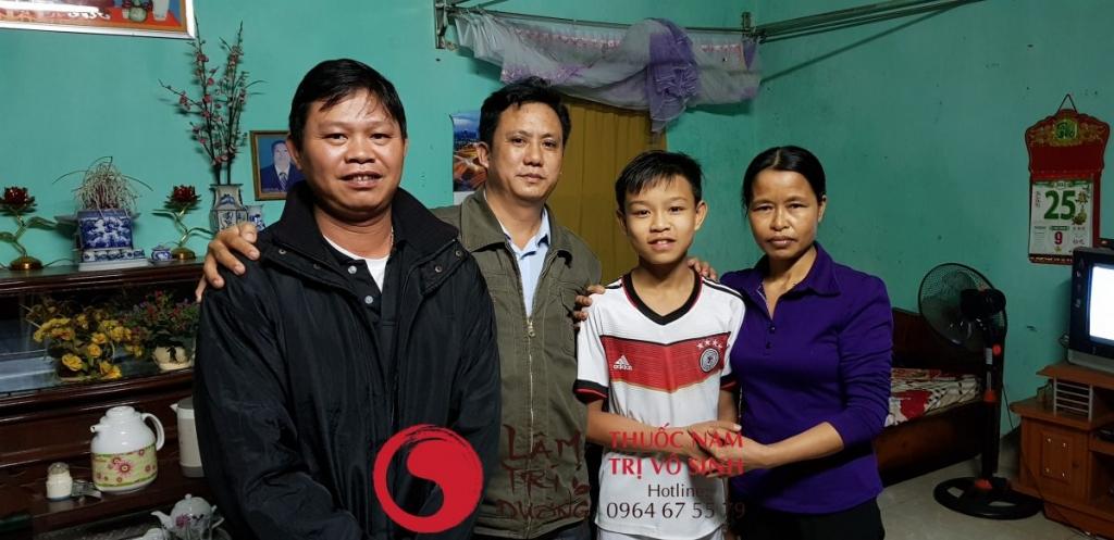 Vô sinh hiếm muộn ở nữ, bệnh nhân điều trị thành công tại Lâm Trí Đường