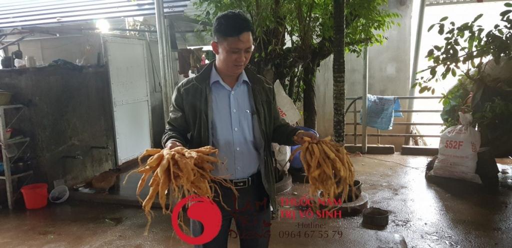 Dấu hiệu bệnh vô sinh, thuốc nam Lâm Trí Đường