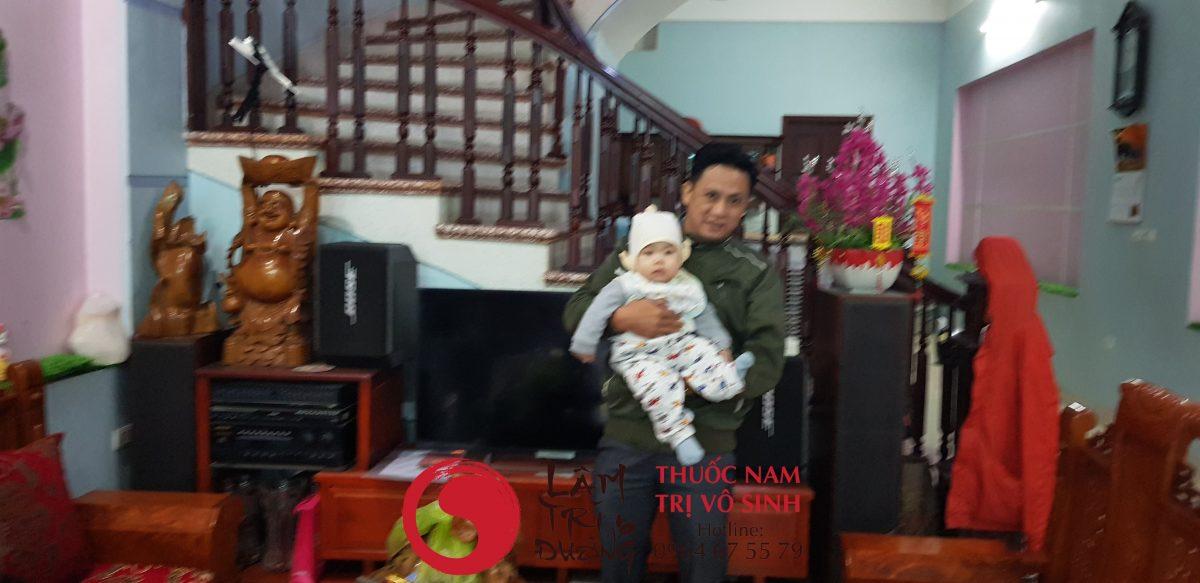 Hiệu quả của Trị vô sinh hiếm muộn bằng thuốc nam tại Lâm Trí Đường