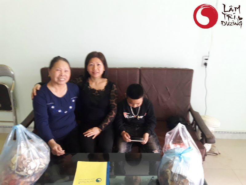 Bệnh nhân chữa trị thành công tại Lâm Trí Đường, trước đây cũng từng thắc mắc không biết khám hiếm muộn ở đâu Hà Nội