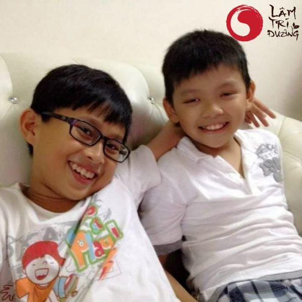 Vô sinh do quá gầy hoặc quá béo, Kết quả ngọt ngào của bệnh nhân điều trị vô sinh tại Lâm Trí Đường